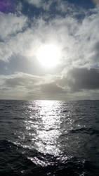 Beautiful waters around Kauai by Siriusasian89