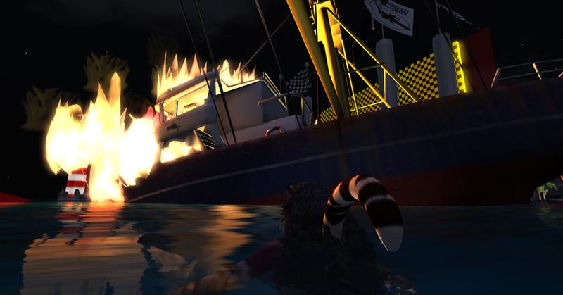 Abandon ship by bobcatt