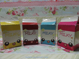 Milky Time by Inulenz