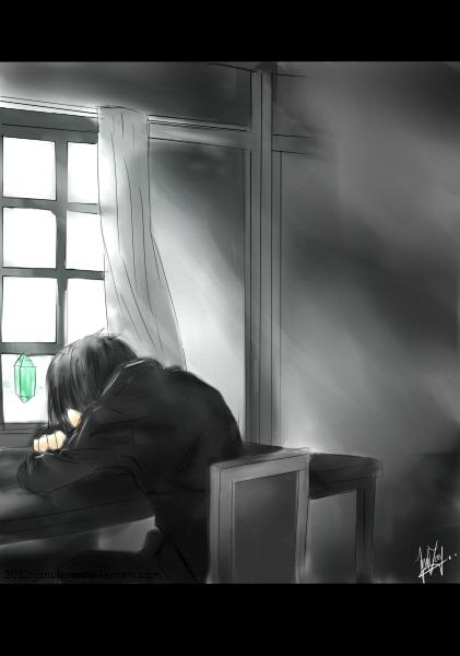 Gloomy Room by Inulenz ...
