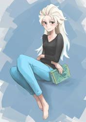 Elsa by Grooooovy