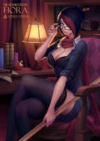 Headmistress Fiora by Grooooovy