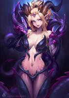Dragon Sorceress - Zyra by Grooooovy