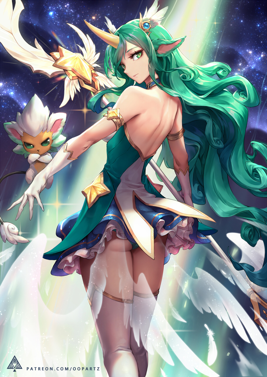 Star Guardian Soraka By Grooooovy On Deviantart