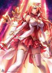 Star Guardian Miss Fortune by Grooooovy