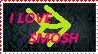 I Love Smosh Stamp by MsBaconator