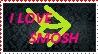 I Love Smosh Stamp by MsBaconator