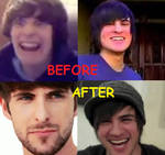 Smosh : Before and After
