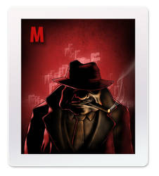 'Mafia' playing cards - Mafia
