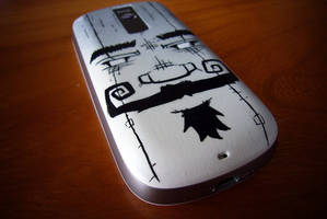 Custom phone Case by moremonger