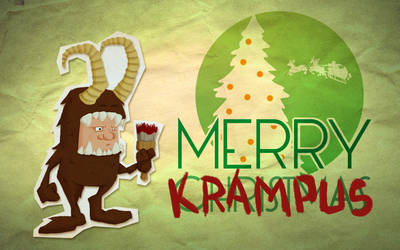 Merry krampus by moremonger