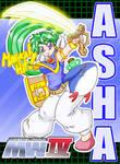 Monster World 4 ASHA
