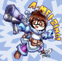 A-mei-zing by DragoonTequila