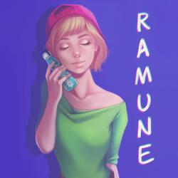 Ramune Girl