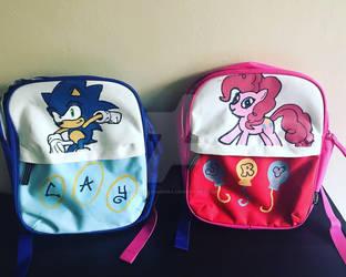 Custom Bags by pastelpandora