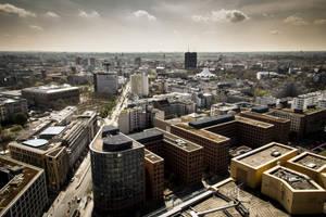 berlin skyline by InV4d3r