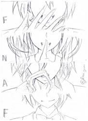 FNaF Anime vers.