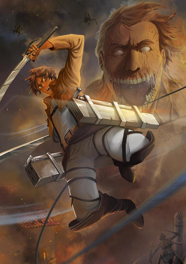 slash that titan by harliskudo