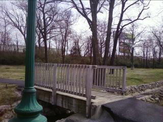 A Wooden Bridge by ciel-orageux