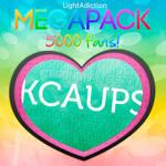 ++Mega Pack 5OOO En KCAUPS