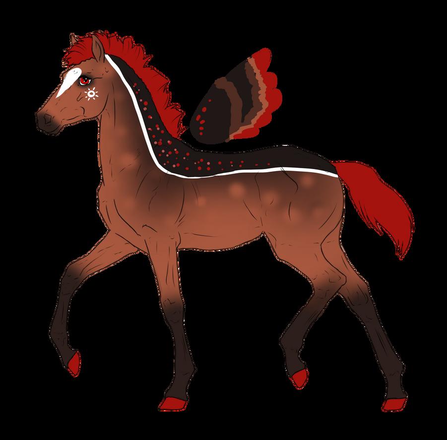 N7424 padro foal design