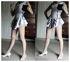 Cosmos' Uniform Progress 1 by Xelhestiel