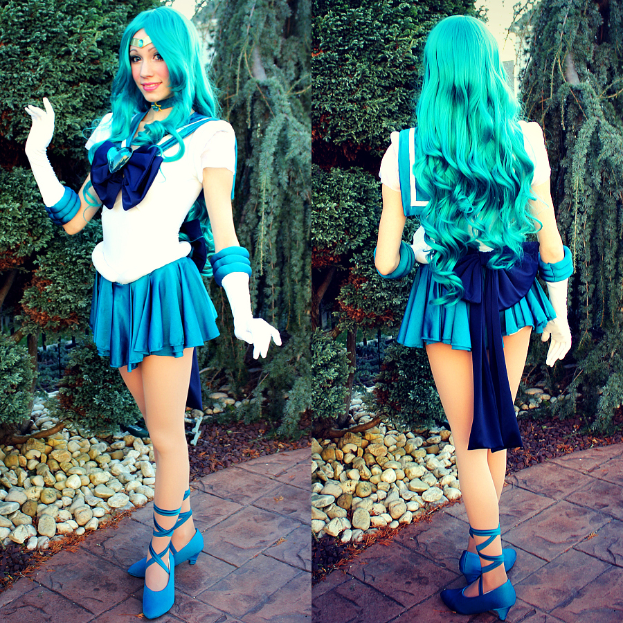 Super Sailor Neptune Complete by Xelhestiel