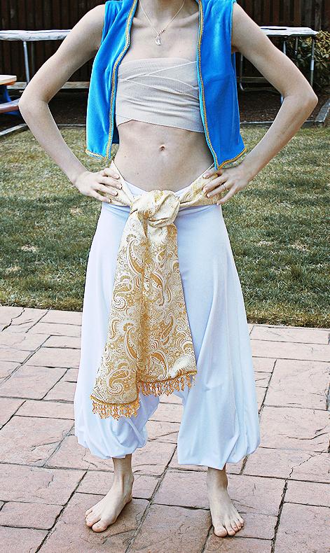 Aladdin W.I.P. 2 by Xelhestiel