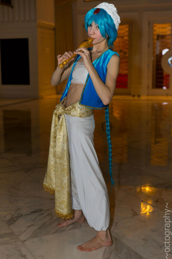 Aladdin by Xelhestiel