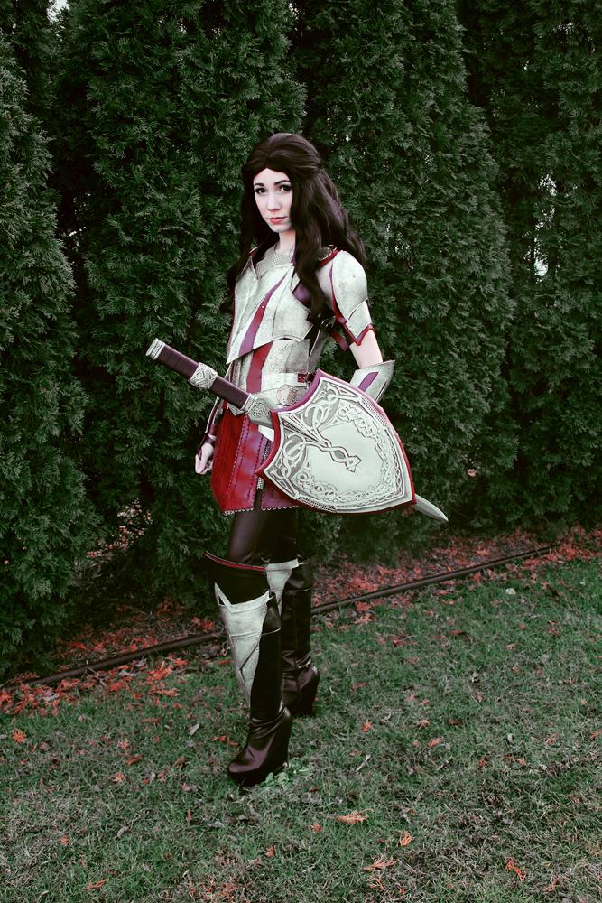 Lady Sif by Xelhestiel
