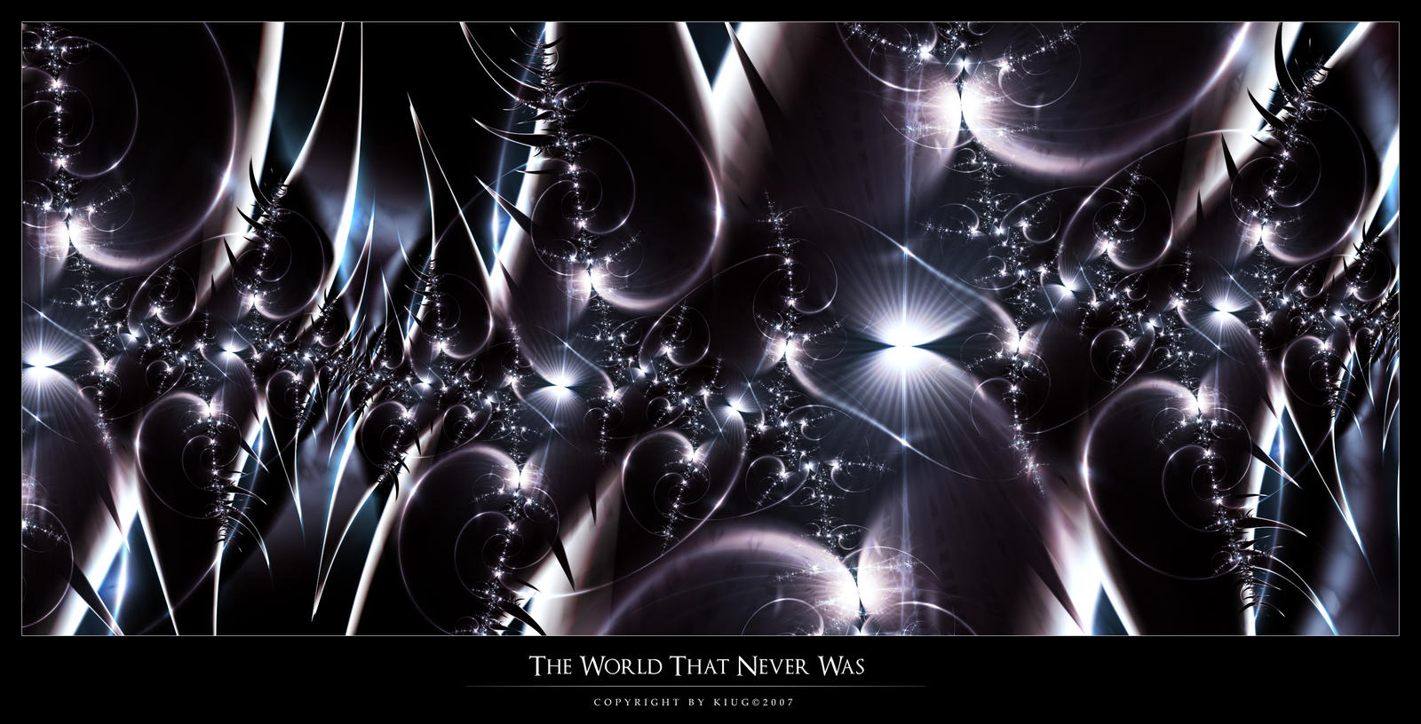 The World That Never Was By Kiug On DeviantArt