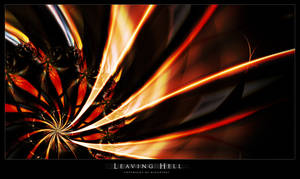 Leaving Hell by Kiug