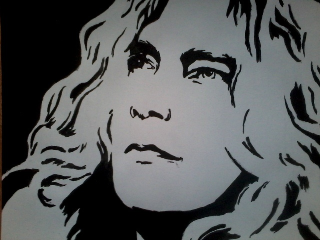 Robert Plant by Dragon-963