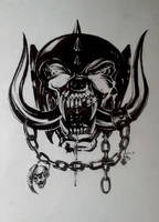 We are Motorhead  And we play Rock n roll by Dragon-963