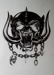 We are Motorhead  And we play Rock n roll
