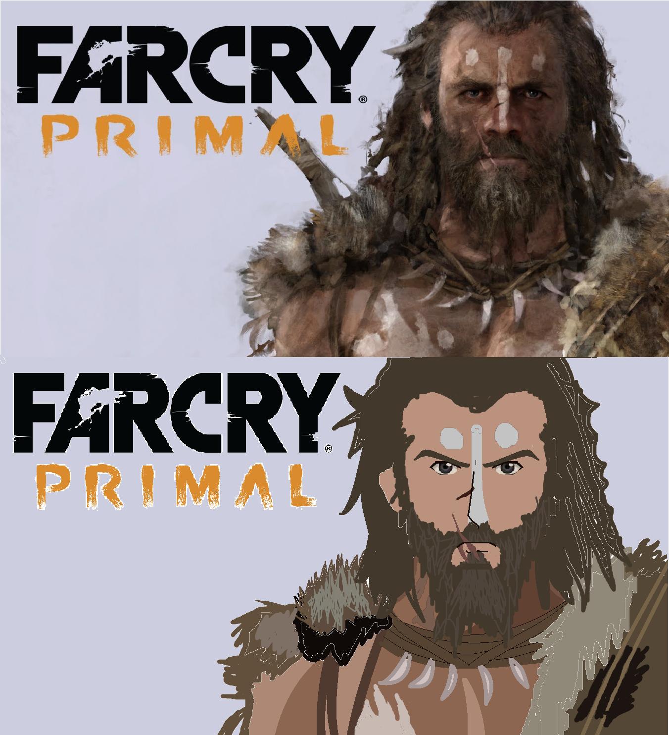 Far Cry Primal Takkar Anime By Djpaint96 On Deviantart