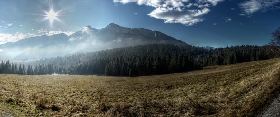 Tatra Mountains 1 by m4tyas