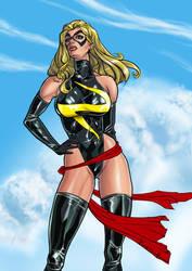 Ms. Marvel by Bradleyo