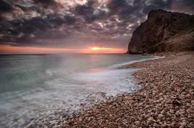 Vasili Beach by Trashins
