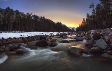 Cold River by Trashins