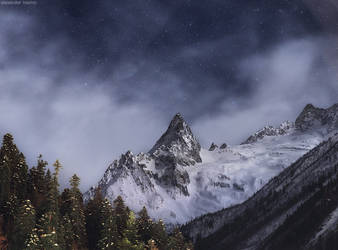 Peak Ine by Trashins