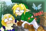 Zelda - Fairy WRONGNESS
