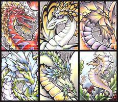 Quart Pint: dragon mix by dizziness