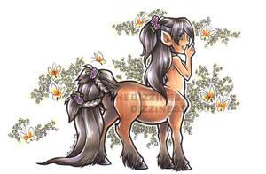 Half Pint: Centaur 02 by dizziness