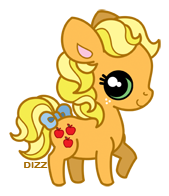 MLP - Applejack by dizziness