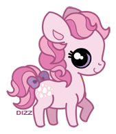 MLP - Cotton Candy by dizziness