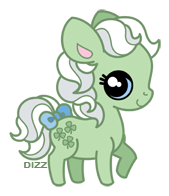 MLP - Minty by dizziness