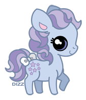 MLP - Blue Belle by dizziness
