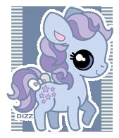 MLP - Blue Belle by dizziness