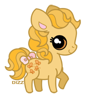 MLP - Butterscotch by dizziness